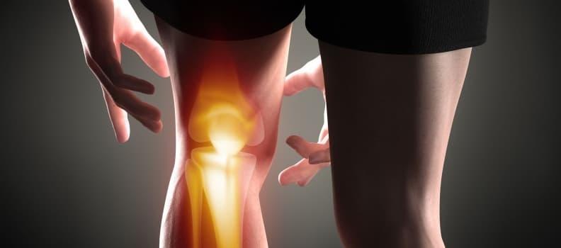 Анзериновый бурсит коленного сустава: лечение
