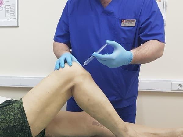 Бурсит стопы: эффективное лечение